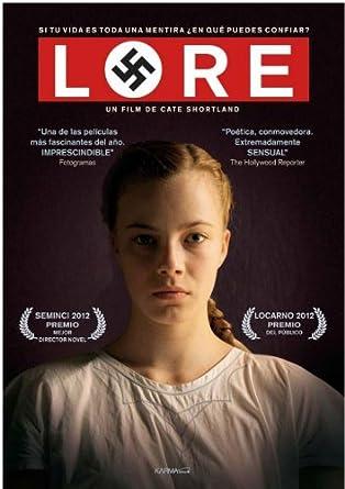 Lore (2013) [DVD]