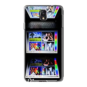 Samsung Galaxy Note3 XTS9233FzFc Allow Personal Design Beautiful Rise Against Pattern High Quality Hard Phone Covers -AaronBlanchette