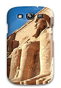 AcvCTrR1983Yjfal Abu Simbel Temples Egypt Fashion Tpu S3 Case Cover For Galaxy by icecream design
