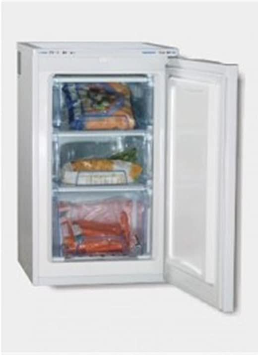 Rommer congelador vertical cv12a+: Amazon.es: Hogar