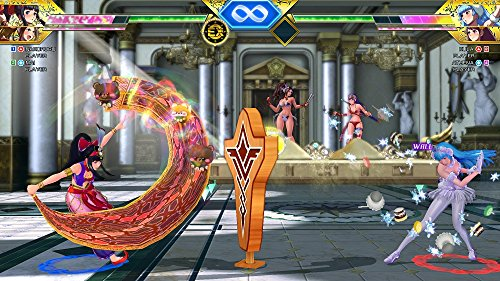 SNK Heroines Tag Team Frenzy - PS4 Japanese Ver.
