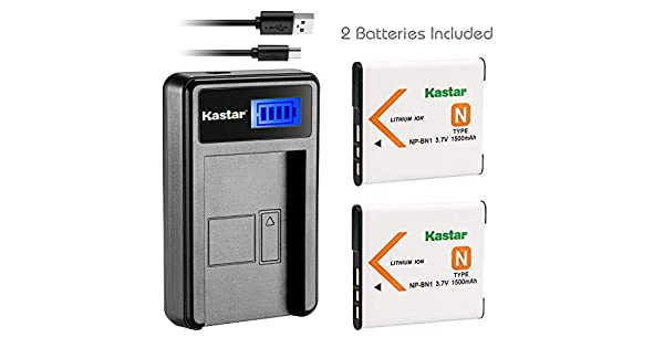 Batería Li-ion Para Sony Cyber-shot Dsc-w55 p Cyber-shot Dsc-w50b Nuevo