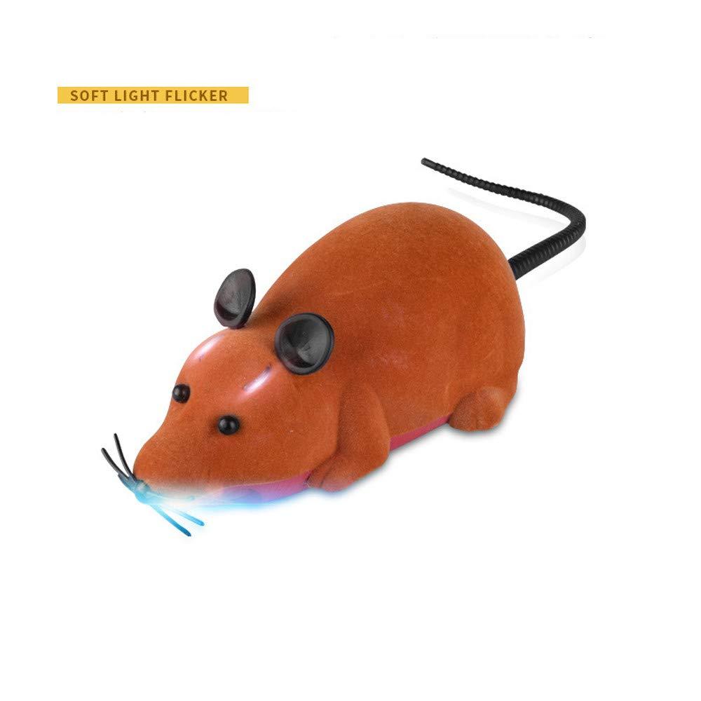 Spielzeug Elektrische Drahtlose Fernbedienung RC Ratte Maus Spielzeug Haustier Katzen