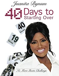 40 Days to Starting Over: No More Sheets Challenge