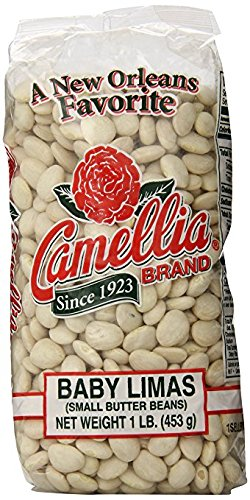 Camellia Baby Limas Dry 1 Lb (2 Pack)