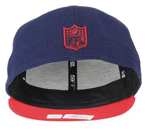 New Era Homme Casquettes / Fitted Team Rubber New England Patriots