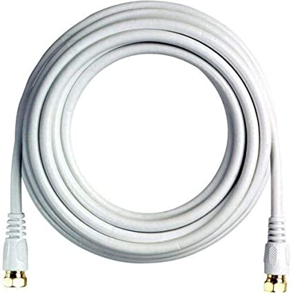 BoostWaves 6ft Rg6 High Definition HDTV Satellite Coaxial Cable - Low Loss