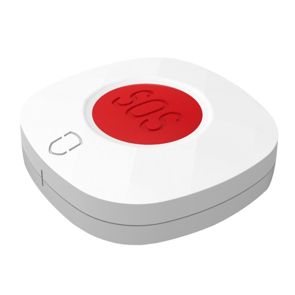 Amazon.com: Wolf Guard 433MHz Wireless Emergency Button ...