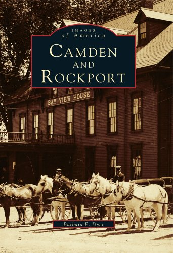 Camden and Rockport (Images of America)