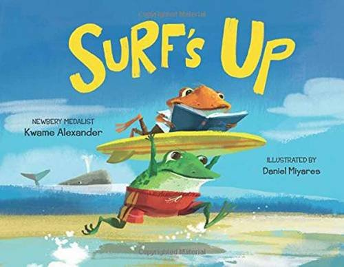 Image result for surfs up kwame alexander