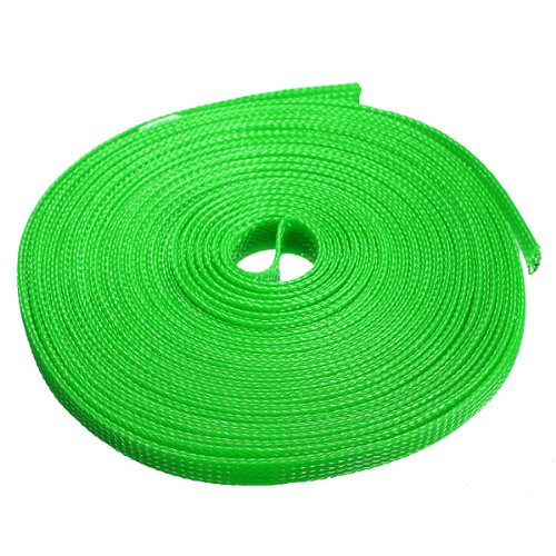 6mm-expanding-braided-cable-wire-sheathing-sleeve-sleeving-harness-4-color-choice-10m328feet