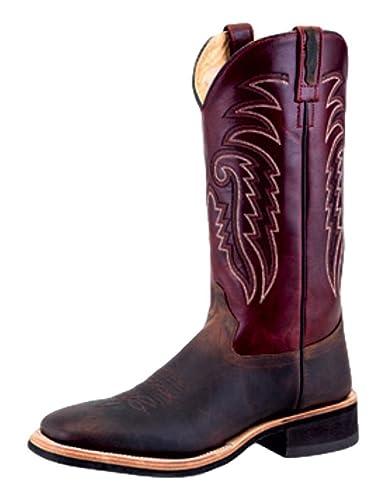 Men's BSM1866 Johnny Square Toe Boots