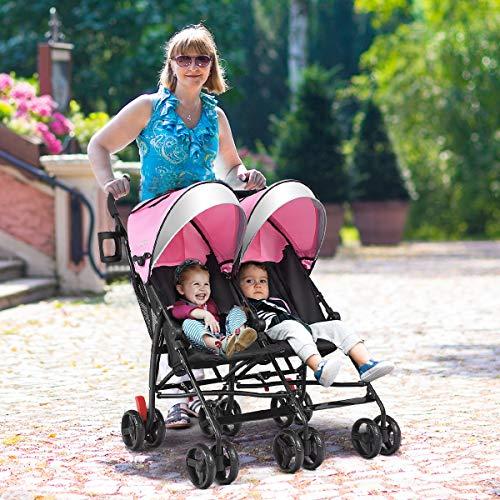 Buy the best twin strollers