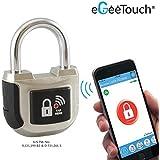 Cadenas intelligent de seconde génération eGeeTouch avec technologie dual brevetée Bluetooth + NFC pour mobiles et montres multifonctions IOS only