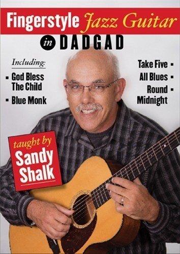 Fingerstyle Jazz Guitar in DADGAD