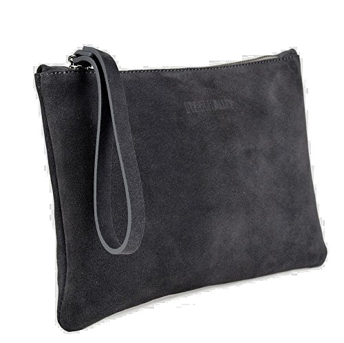 Pepper Pochette Alley Green femme Charcoal xwwaqYSr