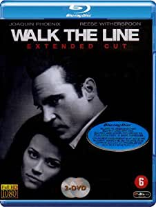 NEW Walk The Line - Walk The Line (extended Cut) ( (Blu-ray)
