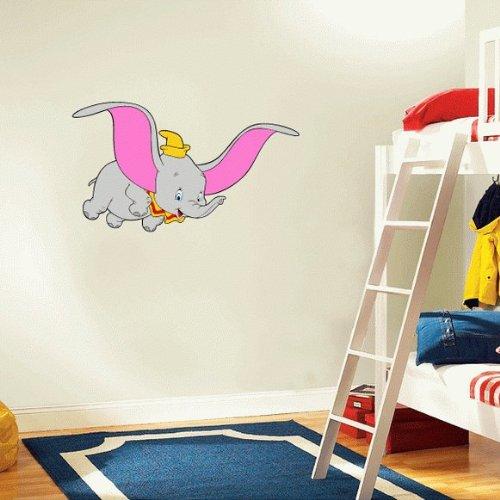 Dumbo Cartoon Wall Decal Sticker 15