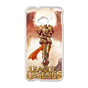 League Of Legends HTC One M7 Cell Phone Case White O1668340