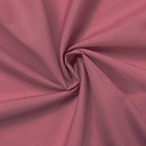 Cotton Polyester Broadcloth Fabric Apparel 45
