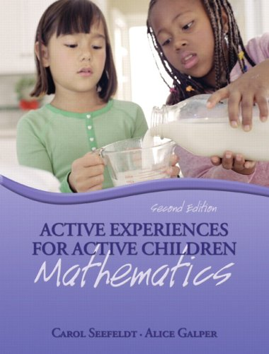 Active Experiences for Active Children: Mathematics (2nd Edition)