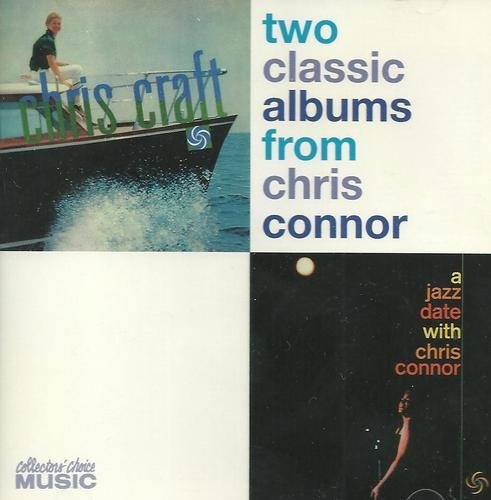 Two Classic Albums From Chris Connor: Jazz Date/Chris Craft