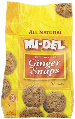 Mi-Del Ginger Snaps 10 oz For Sale