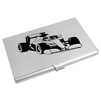 Amazon Com Azeeda F1 Race Car Business Card Holder Credit Card