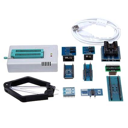 PIC AVR MSP 8051 EEPROM USB 2.0 Universal In-Circuit Programmer