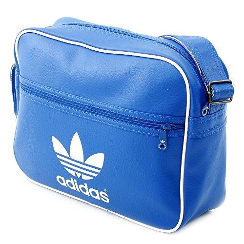 Adidas Tasche Airline - Blau/Weiss