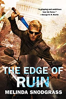 The Edge of Ruin by [Snodgrass, Melinda]