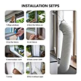 gulrear Window Seal for Portable Air Conditioner
