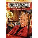 Divine Design with Candice Olson:  Kitchens & Baths - 2 Disc Set