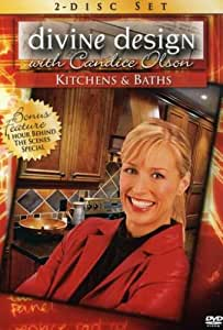Divine Designs with Candice Olson: Kitchens and Baths