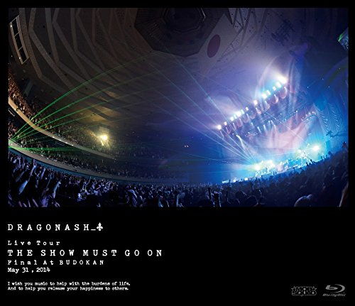 Dragon Ash - Live Tour The Show Must Go On Final At Budokan May 31, 2014 [Japan BD] VIXL-135