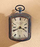 Small Vintage Wall Clocks (Black)