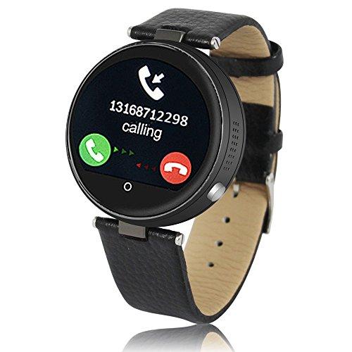 Indigi Smart Watch Bluetooth 4.0 Space Gray