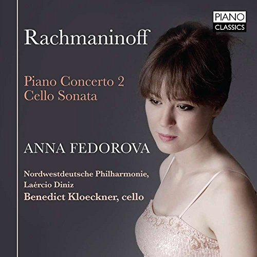 Rachmaninoff: Piano Concerto No. 2  - Cello Sonata Op. 19