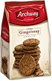 Archway Crispy Gingersnap Cookies, 12 Ounce