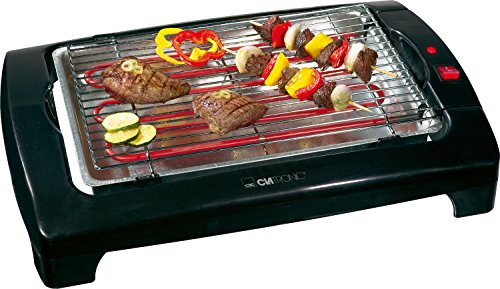 Clatronic 262952  Barbeque Tischgrill BQ 2977