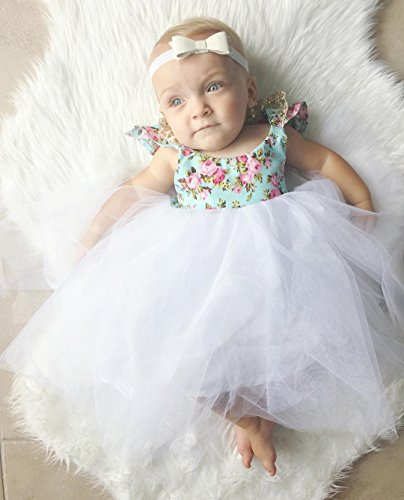 Newborn-Toddler-Baby-Girls-Floral-Dress-Party-Ball-Gown-Lace-Tutu-Formal-Dresses-Sundress