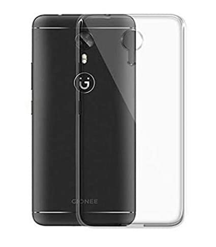 new product 91818 b1216 Madhur Gionee A1 Transparent Back Cover: Amazon.in: Electronics