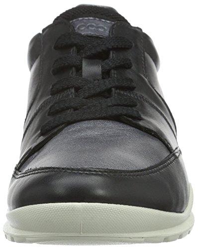 Black Ecco Black53994 Mobile Negro III Zapatillas Ecco para Mujer 0Sqfd0wR