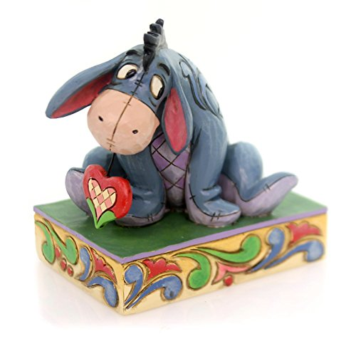 Disney Traditions by Jim Shore - Eeyore w/ Heart Personality