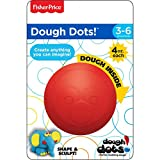 Fisher-Price Dough Dots Individual Pack Modeling Clay, Panda