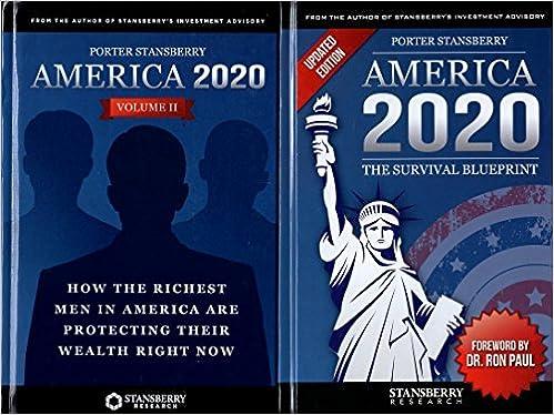 America 2020 2 volume set porter stansberry na amazon books malvernweather Image collections