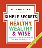 Bargain eBook - The Simple Secrets for Becoming Healthy