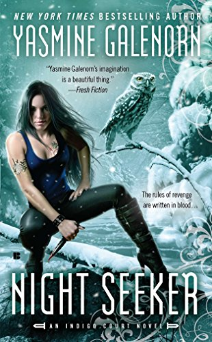 Search : Night Seeker (An Indigo Court Novel)