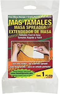 Tamales 220 Masa Spreader, 2 Pack, Can be white, red, black or green