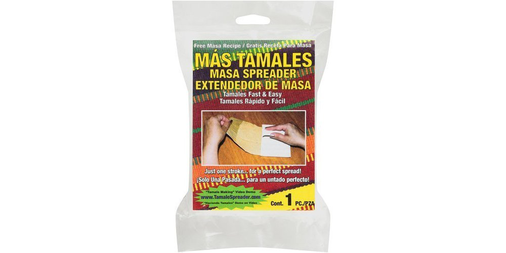 Tamales 220 Masa Spreader, 2 Pack, Can be White, red, Black or